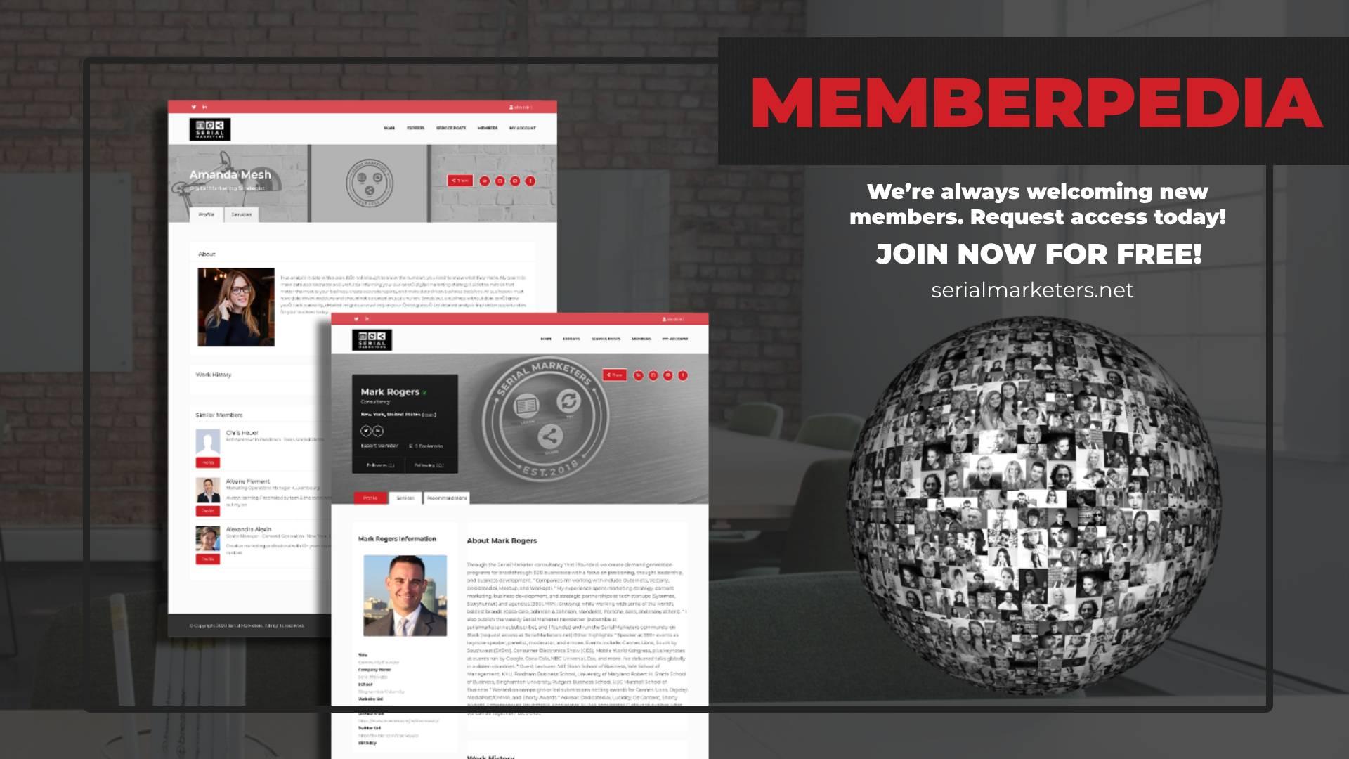 Memberpedia Banner