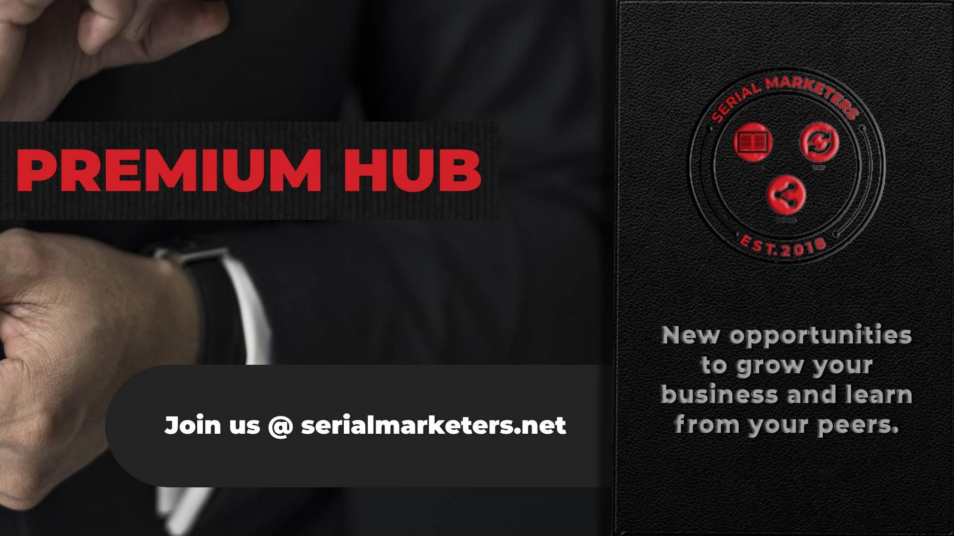 Premium Hub Banner