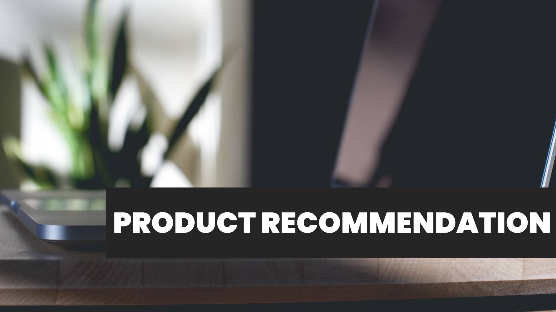 Product Recommendation Banner