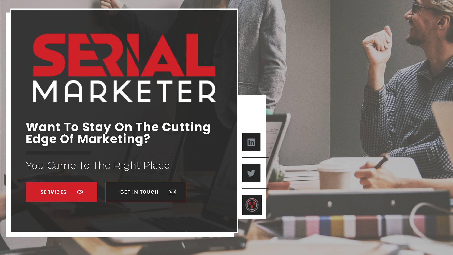 the serial marketer